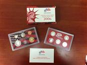 2006 US MINT SILVER PROOF SET